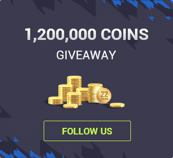 FIFA 22 Coins Giveaway