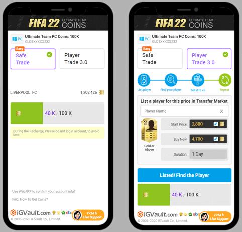 Buy FIFA 22 Coins