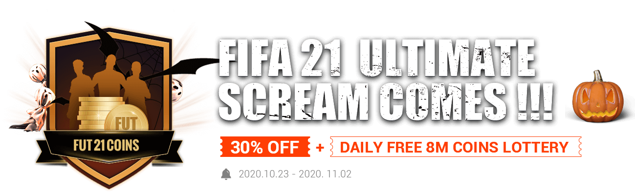 FIFA 21 Ultimate Scream Comes