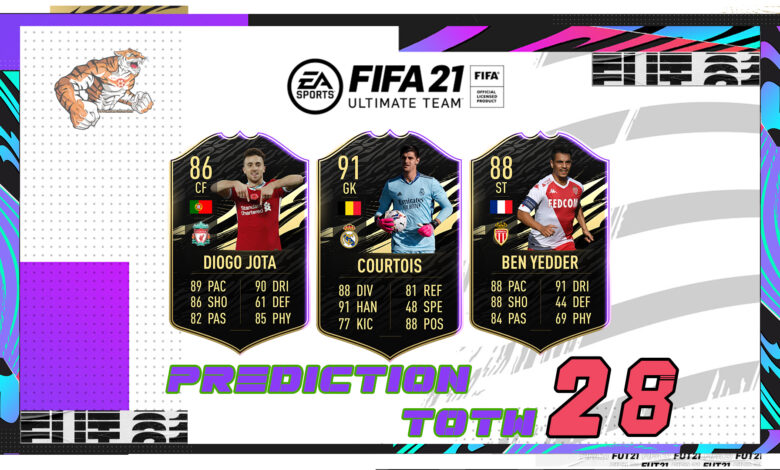 FIFA 21: TOTW 28 Predictions – Team Of The Week